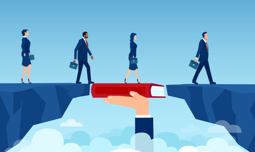 digital wealth management closing financial gap